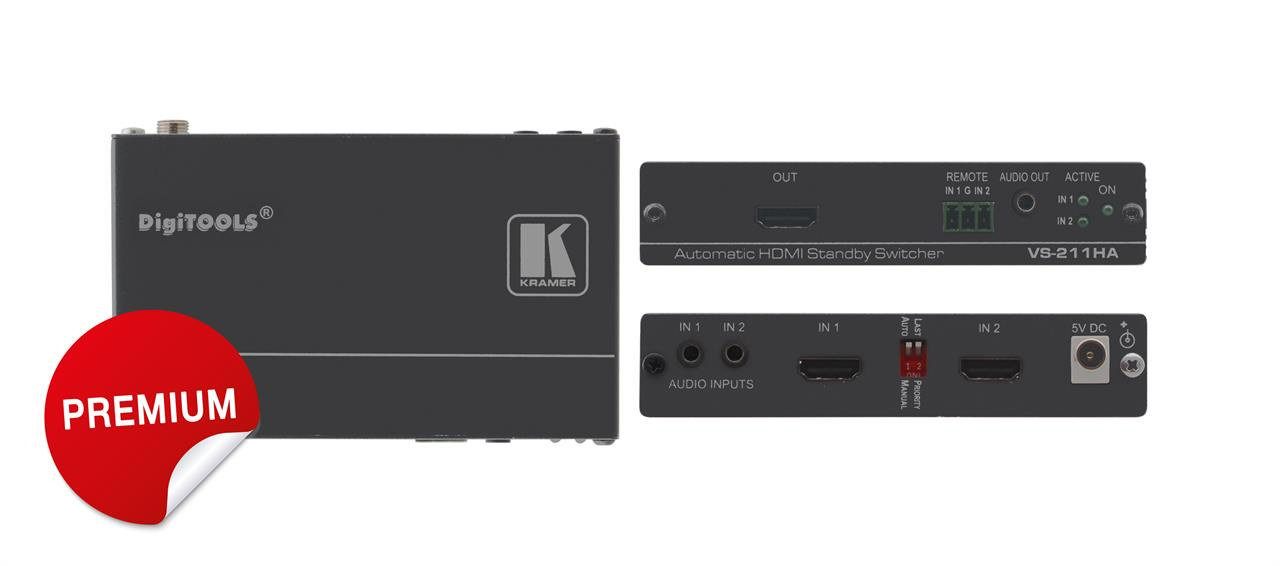 You are currently viewing Hdmi-switch- Kramer VS-211HA